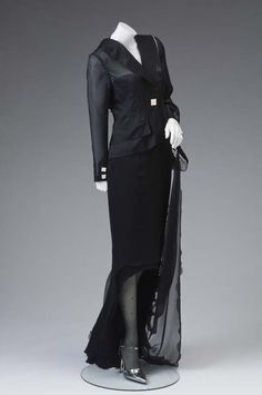 Our database of art work by collection, creator, or type. 2000s Fashion, Goth, Lady, Skirts, Jackets, Collection, Dresses, Style, Gothic