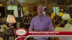 Middlebury Consignment: 5th Anniversary October (:15) Middlebury Consignment is celebrating their 5th Anniversary now through the end of the month! You'll get great savings on new and consigned furniture as well as a tremendous selection of exquisite home furnishings! http://www.middleburyconsignment.com