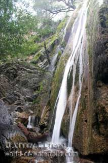 Rose Valley Falls - near Ojai, CA