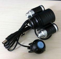 lampe VTT rechageable