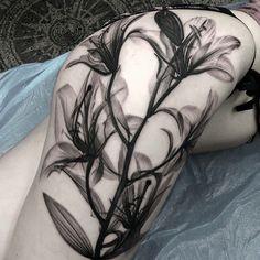 Plants tattoo
