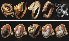 dark souls rings