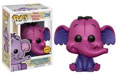 Funko POP! Disney Winnie the Pooh HEFFALUMP CHASE #256 LIMITED EDITION