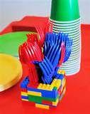 Lego Party Decoration ideas