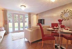 Barratts Barwick - lounge. Carpets or wooden flooring?