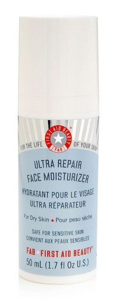 First Aid Beauty Ultra Repair Face Moisturizer | 27 Underrated Products For Dry Skin That Actually Work