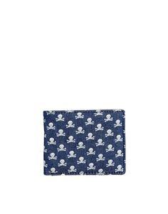 ASOS Wallet with Skull Design