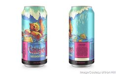 mybeerbuzz.com - Bringing Good Beers & Good People Together...: Iron Hill Releases Crusher IPA in 16-oz Cans For S...