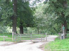 Toegangshek landgoed De Wilmersberg