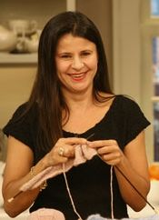 """""""As I get older, I just prefer to knit."""" -- Tracey Ullman"""