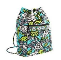 Cute Vera bradly bag!! Need this it would be a great PE bag