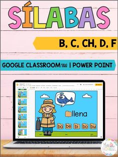 Syllable, Seesaw, Google Classroom, First Grade, Alphabet, Spanish, Student, Writing, How To Plan