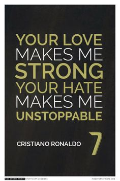 Cristiano Ronaldo Quotes  13 photos  Morably