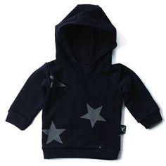 Diagonal Star Hoodie by Nununu - Junior Edition