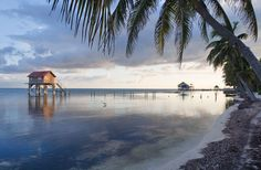 15 Best Beaches for 2014 via @Fodor's Travel AMBERGRIS CAYE, Belize