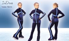 IceDress Figure Skating Outfit - Jump  https://figureskatingstore.com/icedress-figure-skating-outfit-jump-dark-blue-with-blue-stripes/ #icedress #figureskatingoutfits #figureskatingapparel #figureskatingjacket #figureskatingpants #figureskatingdress #iceskatingdress #figureskatingstore #skatingclothes #skating #dress #dresses #jacket #pants #costume #skatingdress #figureskatingdresses #thermal #outfits #figure #ice #skating #skater #dance #dress #dresses #skatingdress #figureskatingdresses