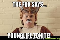 young life memes - Google Search