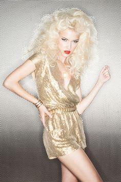 Disco Divas by Hairdreams (Jerry Hall)  ||  ModernSalon.com