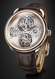 Hermes Arceau Lift Tourbillon Watch