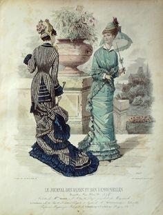 Le Journal des Dames et des Demoiselles 1878