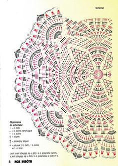 Deckchen Mehr Learn the rudiments of how to needlecraft (generic term), at the very beginning. If you're brand new to needlecraf Art Au Crochet, Mandala Au Crochet, Crochet Doily Diagram, Crochet Circles, Crochet Doily Patterns, Crochet Home, Thread Crochet, Filet Crochet, Crochet Motif