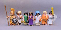 Playmobil custom Greek Goddesses