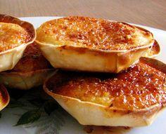 Portuguese Desserts, Portuguese Recipes, Portuguese Food, Beignets, Other Recipes, Sweet Recipes, Mini Desserts, Dessert Recipes, Brazilian Dishes