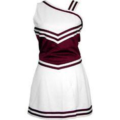 Cheerleading Uniform (Cheerleading Uniform) ❤ liked on Polyvore