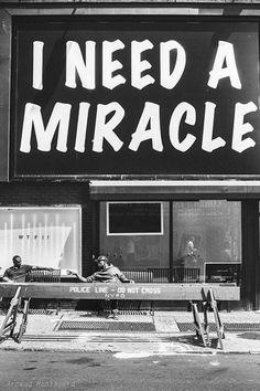 #I Need a Mıracle