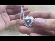 Heart Lockets For SALE! Solid Perfume, Heart Locket, Lockets, Heart Ring, Rings, Jewelry, Jewlery, Jewerly, Ring