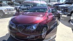 2016 Buick LaCrosse Leather For Sale Near Austin | Cavender Buick GMC North