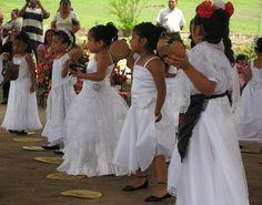 Ceremonies are important in Oaxaca, even in kindergarden!