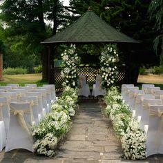 Great Garden Venues: Cain Manor, Surrey