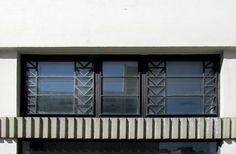 Victoria Coach Station window frames | Flickr - Photo Sharing!