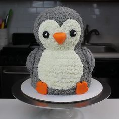 47 Ideas Birthday Food Decoration Cake Recipes For 2019 Penguin Birthday, Birthday Cake Girls, Cool Birthday Cakes, 15th Birthday, Birthday Bash, Birthday Ideas, Birthday Parties, Cake Decorating Classes, Cake Decorating Techniques