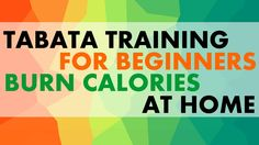 Tabata Workout for Beginners. Easy Tabata Workout Burn Calories and Fat