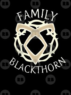 'family blackthorn' Art Print by FandomsShirtsPH Inc Lady Midnight, Cassie Clare, Shadow Hunters, The Mortal Instruments, Large Prints, Flipping, Art Print, Thing 1, Texture