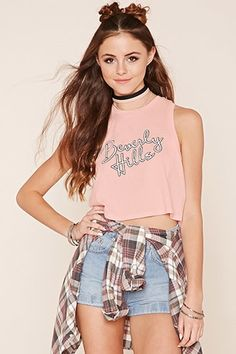 Beverly Hills Graphic Tee