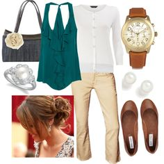 Love it !                                           created by qtpiekelso on Polyvore