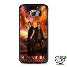 Galaxy Nebula Supernatural Samsung Galaxy S6 Case