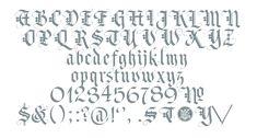 Letterform Design Font LHF Tributary Regular / Glyph Set / Stylized Roman Fonts, Roman Period Fonts