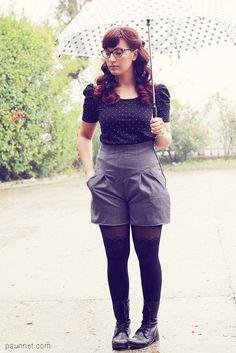 :: paunnet ::: Chataigne shorts