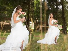 Brude Portrait | Country Wedding Photographer | Lucy Schultz Photography