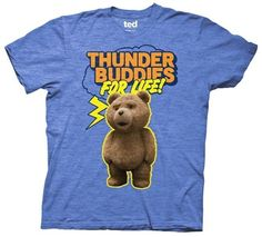 Global Zombie - Thunder Buddies For Life!, $17.99 (http://www.globalzombie.com/thunder-buddies-for-life/)