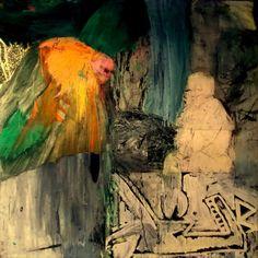 "Saatchi Art Artist Britta Winkels; Painting, ""study for Melencolia"" #art"