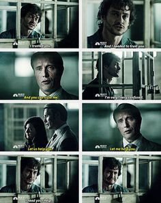 "(gif set) ""I felt so betrayed by you. Betrayal was the only thing that felt real to me."" 