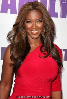 The Real Housewives of Atlanta Ends in a Scuffle http://icelebz.com/celebs/kenya_moore/photo1.html
