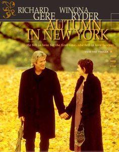 Autumn In New York . Great movie-miss it.