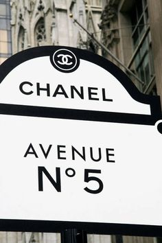 Chanel, pinned by Ton van der Veer