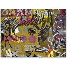 Trademark Fine Art Every Sometimes Canvas Art by Dan Monteavaro, Size: 18 x 24, Multicolor